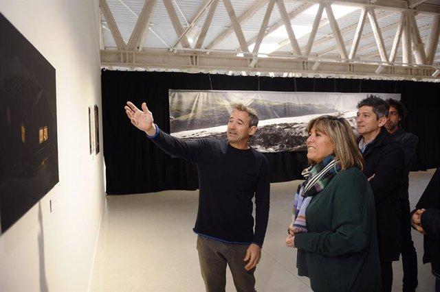 L'exposició 'Melting Landscapes' mostra la bellesa i fragilitat de l'rtic