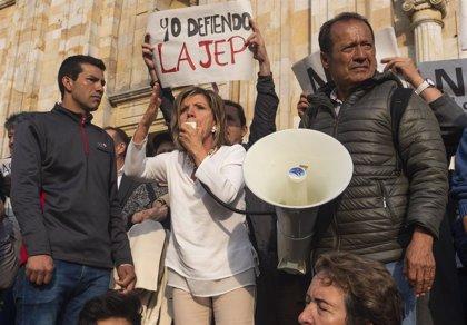 La JEP estudia por primera vez informes sobre víctimas LGTBI+ en Colombia