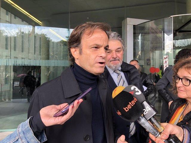 El regidor de Barcelona Jaume Asens
