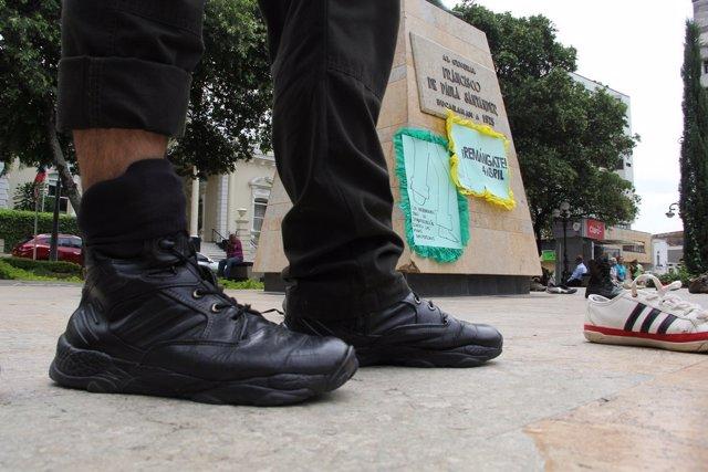 Colombia aumenta su área libre de minas antipersonales