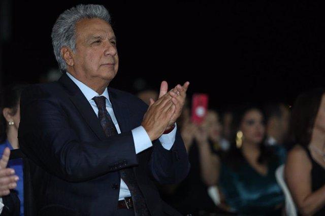 Lenín Moreno niega su participación en el caso 'INA Papers' por el que está sien