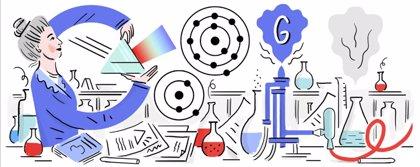 Google homenajea en su 'doodle' a Hedwig Kohn, reconocida física y símbolo de la lucha por la igualdad de la mujer