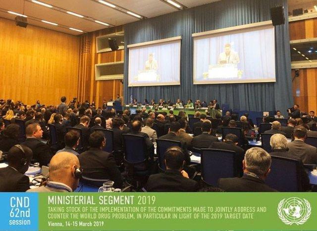 COMUNICADO: Dianova participa en una sesión de la ONU que pide acelerar la imple