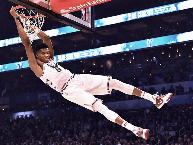 Basketball NBA All-Star Game - Team Giannis vs Team LeBron