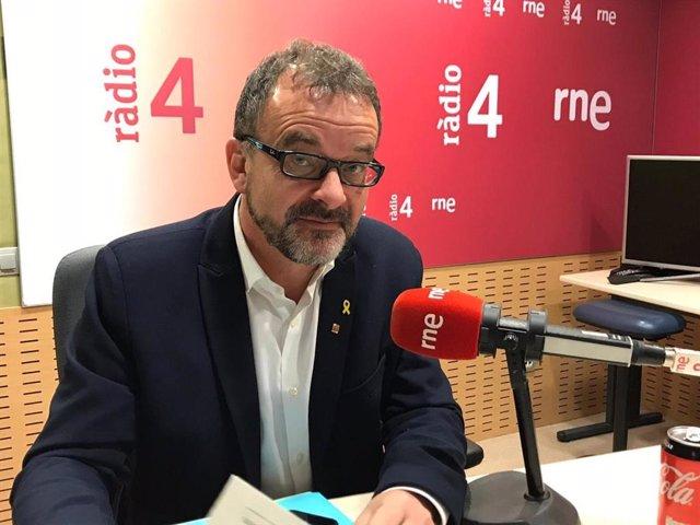 """Bosch veu en la demanda d'eleccions a Torra """"una certa impotència de l'oposic"""
