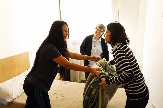 Zaragoza.-Un proyecto de vivienda para personas vulnerables obtiene uno de los P