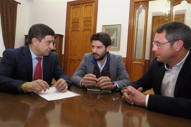 Jaén.-MásJaén.- Diputación colaborará en los traslados del Linares Deportivo en