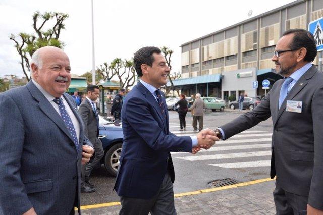 """28A.- Moreno Achaca Al 28A Las Presiones De Vox Sobre El Presupuesto: """"La Campañ"""