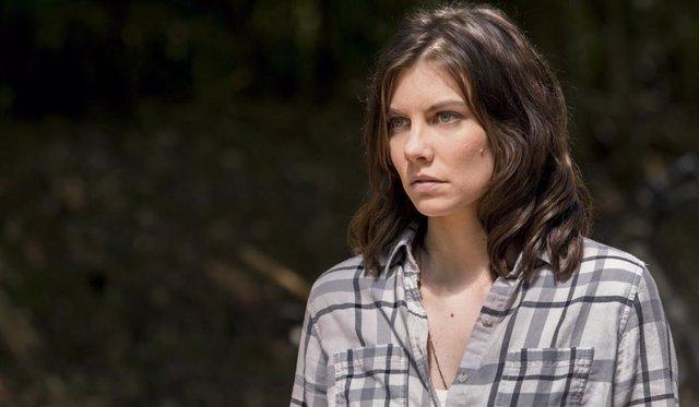 """The Walking Dead: Lauren Cohan asegura que la historia de Maggie """"no ha terminad"""