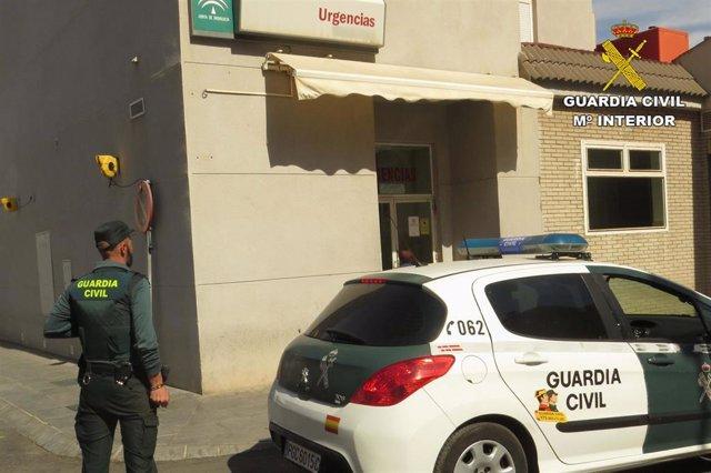 Almería.- Sucesos.- Detenido un vecino de Aguadulce como presunto autor de tocam