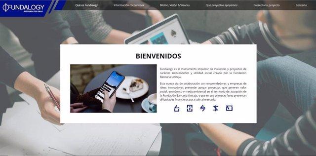 [Sevilla] Fundalogy Pone En Marcha Su Portal Web Para Presentar Proyectos Vía On