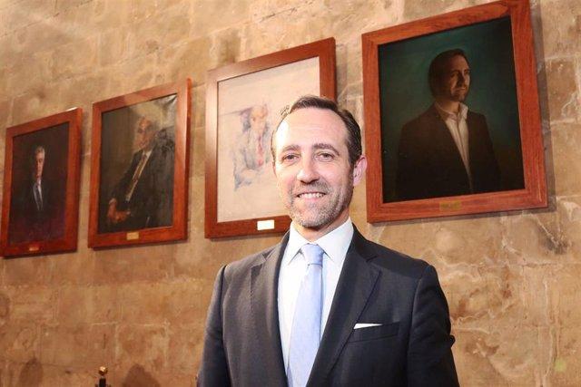 """Noguera: """"Hagués estat divertit que Bauzá fos candidat a l'alcaldia de Palma"""""""