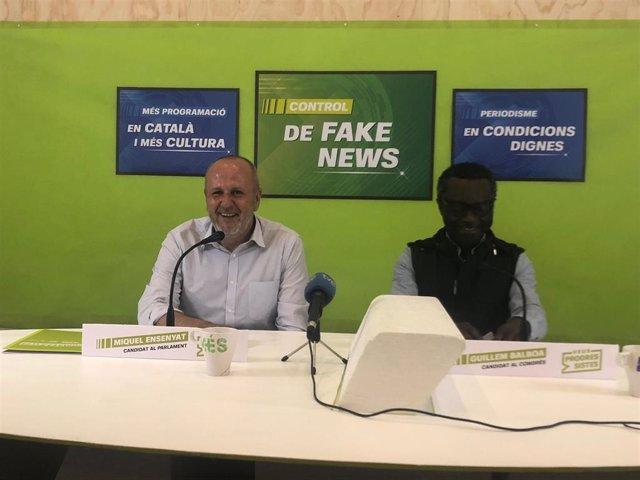 28A.- Más Cultura En Catalán Y Control Sobre Las 'Fake News', Entre Las Propuest
