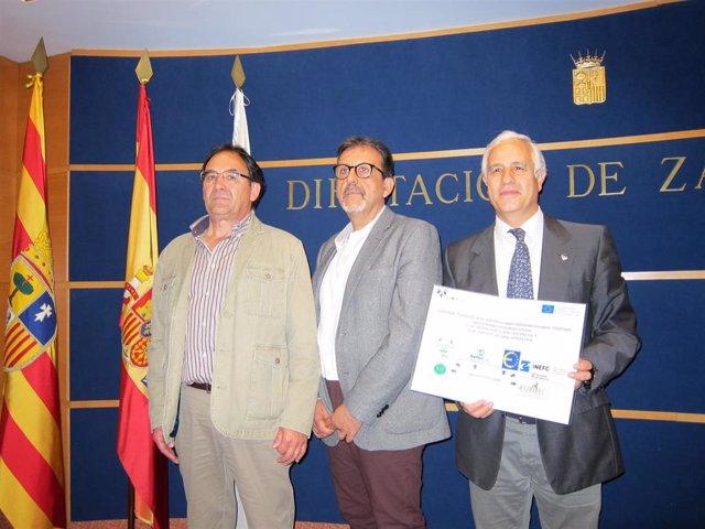 Zaragoza.- Un proyecto europeo promueve desde La Almunia los juegos tradicionale