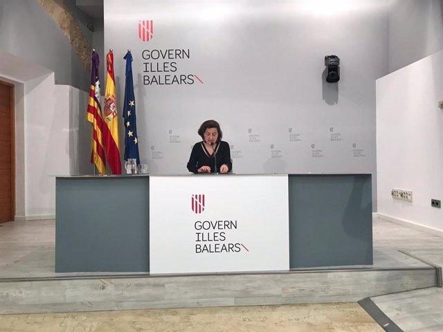 Consell.- El futuro centro sociosanitario de Son Dureta recibe 34 proyectos de d