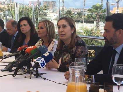 """Ana Pastor rechaza """"juzgar a nadie"""" en el caso del hombre que ayudó a su mujer a suicidarse"""