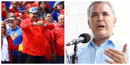 Filtran documentos secretos con los planes de Maduro para debilitar al Gobierno de Iván Duque