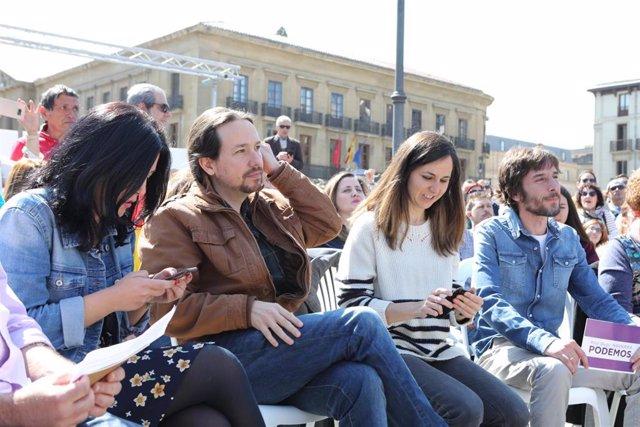 28A.- Iglesias acepta participar en el debate electoral de la Carlos III al que Sánchez ha rechazado asistir