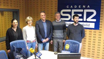 PP y Unidas Podemos coinciden en apostar por el soterramiento en Valladolid y el PSOE pregunta cómo se pagará