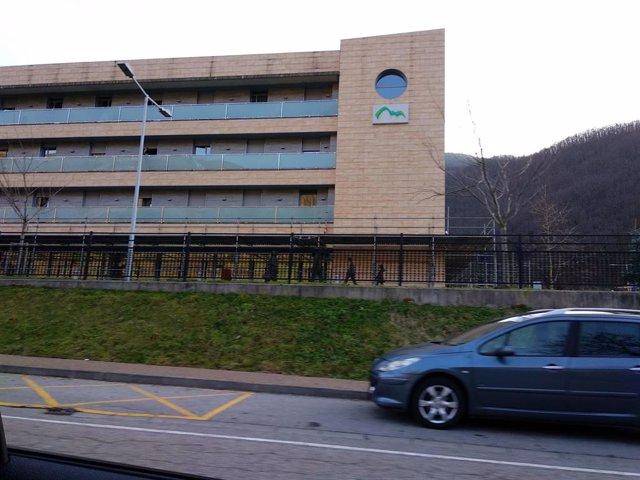 Residencia del Montepío de la Minería en Felechosa, Spa de Felechosa