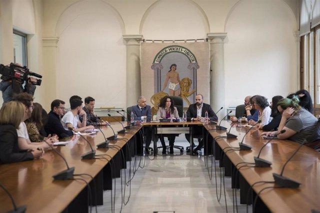 Granada.- La Junta anima a las mujeres a denunciar las situaciones de acoso tras