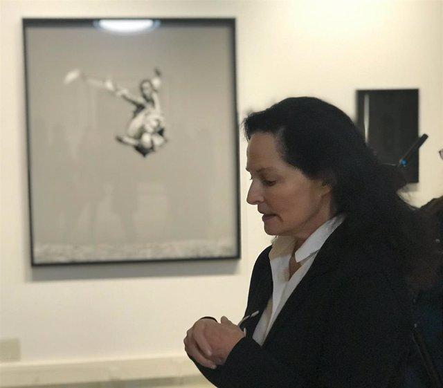 """Isabel Muñoz ahonda en la """"rebeldía"""" en una exposición fotográfica en Mahón (Men"""