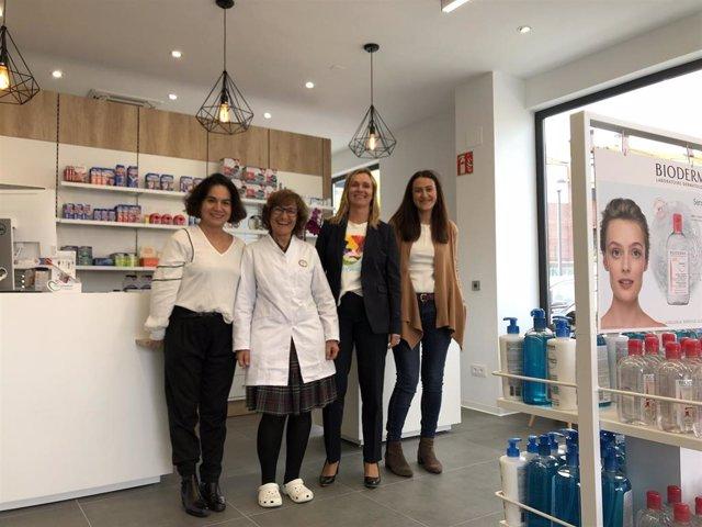 Inaugurada una nueva farmacia en Mogro