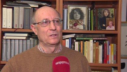 """Ángel Hernández: """"Dicen que lo importante es la vida, y no es vida lo que tenía mi mujer, era terrible"""""""