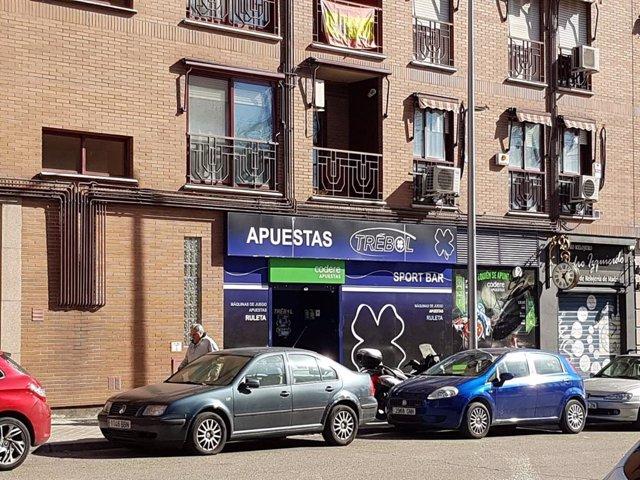 28A.- Empresarios del juego tachan las medidas de Podemos sobre casas de apuesta