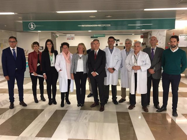 Málaga.- Marbella pedirá la gestión del aparcamiento del Hospital comarcal para