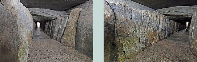 Huelva.- Científicos de la UNED analizan los restos de pigmentos hallados en el