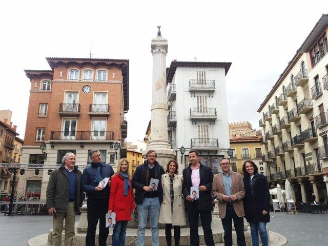 """El PP considera """"necesario"""" el Pacto de Estado para la España Despoblada"""