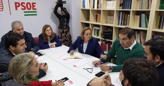 Huelva.-28A.- PSOE destaca la defensa de la PAC para que agricultores y ganadero