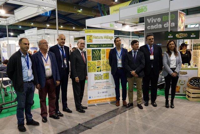 Málaga.- Natura Málaga reúne oferta de productos y servicios vinculados a la sos