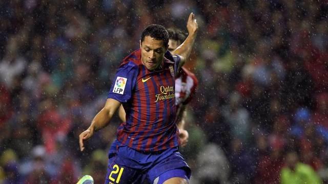 A judici l'exjugador del FC Barcelona Adriano per un presumpte frau de més de 60