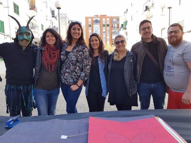 Son Gotleu celebra su Día del Libro con el lema 'Sant Jordi, un llibre solidari