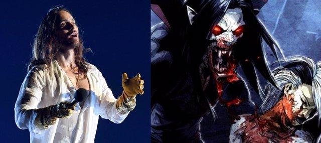Morbius: Primera imagen oficial de Jared Leto como el vampiro de Marvel