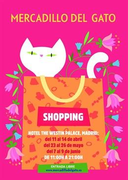 COMUNICADO: El Mercadillo del Gato vuelve esta primavera al Hotel Palace para ll