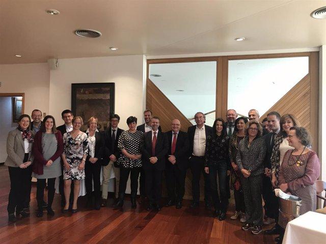 Navarra, satisfecha con las conclusiones de las Jornadas de Directores Generales