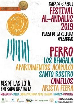 Málaga.- Pizarra celebra este sábado la novena edición del festival 'Al Andalus'