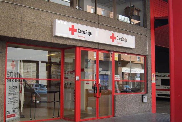 Sede Creu Roja Barcelona