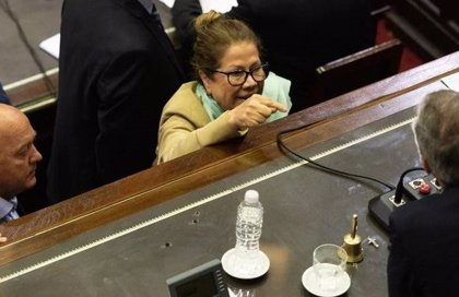 """""""No podemos cobrar tanto para no hacer un carajo"""": la frase de la diputada argentina Graciela Camaño, viral en redes"""