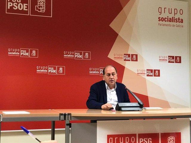 """O PSdeG, partidario de """"abrir unha nova etapa"""" no Valedor, sitúa as negociacións"""