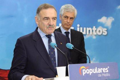 """El general retirado candidato en Melilla (PP) defiende que militares se presenten a elecciones """"para servir a España"""""""