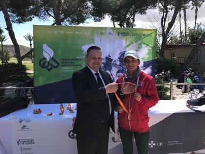 La Universidad de Sevilla consigue oro en golf y bronce en baloncesto en los Campeonatos de España