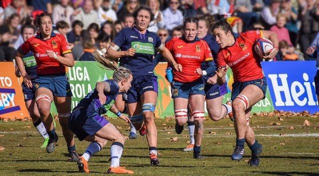 Rugby.- (Previa) Las 'Leonas' buscan su séptimo Campeonato de Europa y el récord