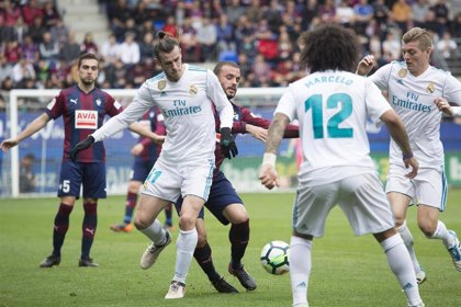 El Real Madrid se aferra al Bernabéu y al ánimo de revancha ante el Eibar