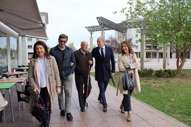 Zaragoza.- Azcón (PP) elogia la labor del voluntariado y apuesta por reforzar la