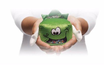 Los estudiantes españoles depositaron más de 63.000 kilos de pilas usadas en los 5.000 contenedores de Ecopilas en 2018