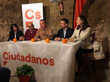 """Mesquida destaca l'aposta de Cs per regular el lloguer turístic i """"atreure a un turista cívic i de qualitat"""""""